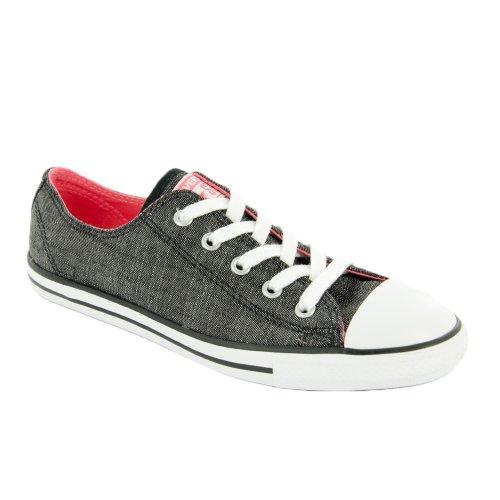 Converse, Dainty Sea OX, Sneaker, Donna (542505 Black)