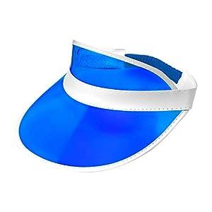 WIDMANN 00205 Gorra de Sol Unisex - Adulto, 81 años - Azul