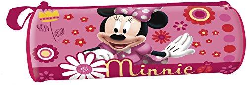 Minnie Mouse – Estuche portatodo, 21 x 7 x 7 cm (Arditex WD11395)