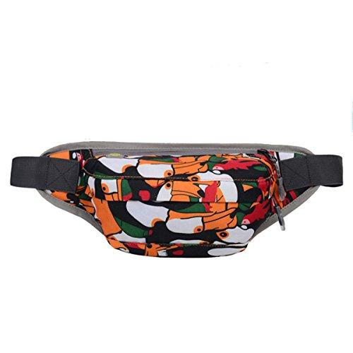 Multifunktionale Outdoor Fitness Sporttaschen Mehrfarbig 5