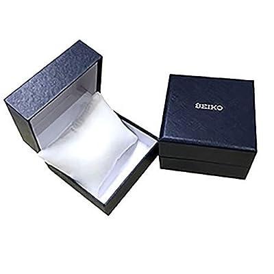 Seiko SYMK33K1 - Reloj de automático para mujer, con correa de acero inoxidable, color plateado de Seiko