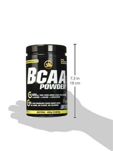 All Stars BCAA Powder, 1er Pack (1 x 400 g) - 8