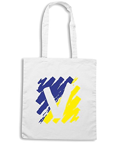 T-Shirtshock - Borsa Shopping TSTEM0097 verona (2) Bianco