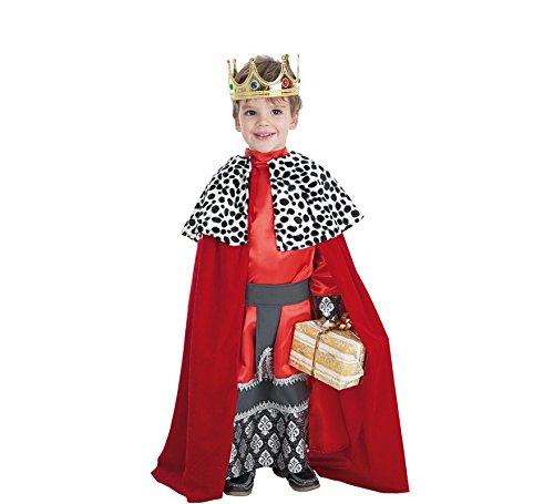 CREACIONES LLOPIS Kostüm König Gaspar Kind Größe M Llopis - Gaspar Kind Kostüm