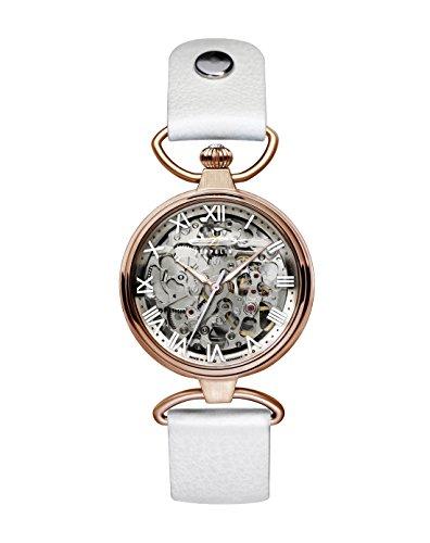 Zeppelin Damen-Armbanduhr of The Sky Analog Automatik Leder 7459-1