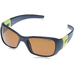 4aa8ef913b Julbo Piccolo – Gafas de sol polarizadas unisex niño, Gris oscuro/amarillo  verde