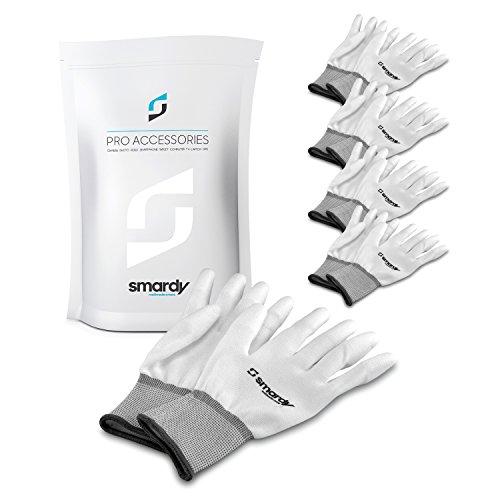 5x-smardy-guantes-antiestaticos-con-revestimiento-de-pu-para-dslr-y-lentes-ddg-1-blanco-talla-l