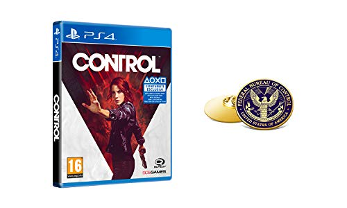 Foto Control + pin (Spilletta) - Special Limited - PlayStation 4