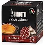 80 Capsule I Caffè D'Italia Bialetti TORINO
