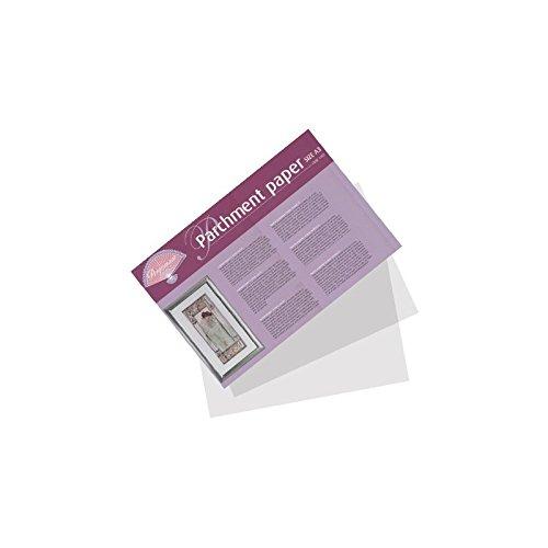 Pergamano uk - carta pergamena 150 g, 12 fogli, viola, a3