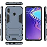 TecKraft Hard Case Kickstand Back Cover for Samsung Galaxy M20