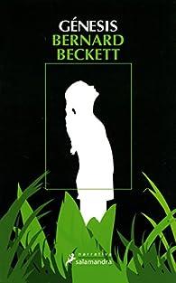 Génesis par Bernard Beckett