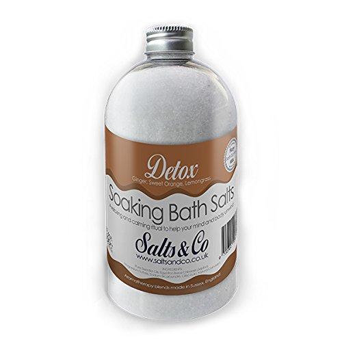 Detox-Soaking-Bath-Salts-Ginger-Sweet-Orange-Lemongrass-Essential-Oils-Salts-Co-Aromatherapy-Epsom-Salts-500g