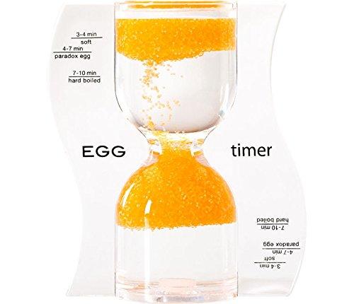 PARADOX EGG TIMER, light orange