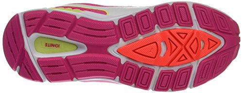 Puma Damen Speed 600 Ignite Laufschuhe Pink - Rose (Pink Glo/Sharp Green/White)