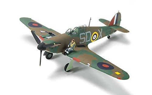airfix-148-scale-hawker-hurricane-mk1-model-kit