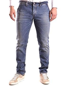 Siviglia Hombre MCBI278014O Azul Algodon Jeans