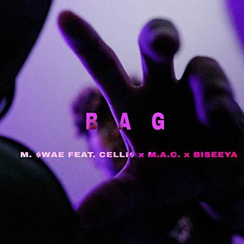 Bag (feat. Celli$, Mac & BiSeeya) [Explicit]