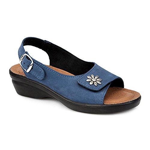 3cccdddf04e Pavers Sling-Back Sandal 309 519 - Navy Size 6 (39) for sale