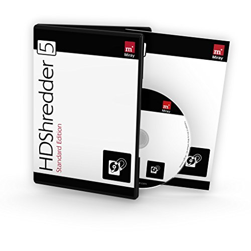 Preisvergleich Produktbild HDShredder 5 Standard Edition (Box