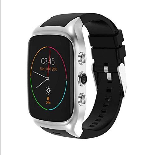 WATCH GYQ@ Intelligente Uhr voller Netcom 4G-Kartenanruf Sportmesser Herzfrequenz...