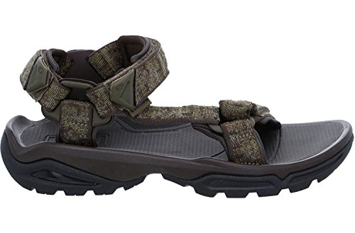 Teva Terra Fi 4 Sandalo Outdoor oliva marrone