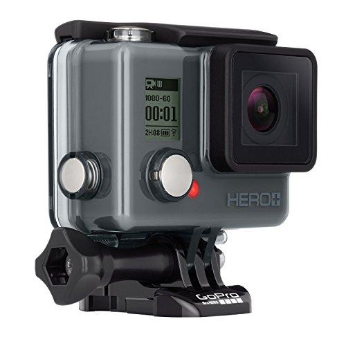 GoPro HERO+ LCD Actionkamera (8 Megapixel, 71,3 mm x 71,1 mm x 39,0 mm) - 2