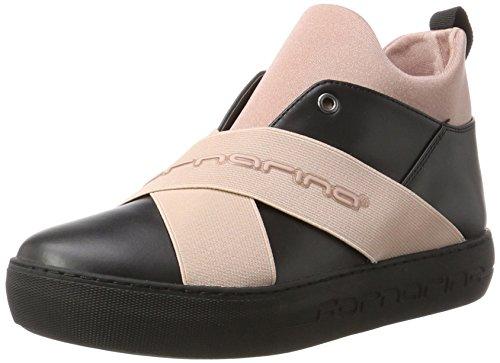 Fornarina Yuma amazon-shoes neri Venta Barata De Italia Comprar Barato Oficial Último Descuento En El Precio Barato Auténtica fnwZmmbwD