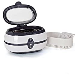 Gearmax® Ultraschall Gerät Ultrasonic Cleaner Reiniger Reinigungsgerät für zuhause