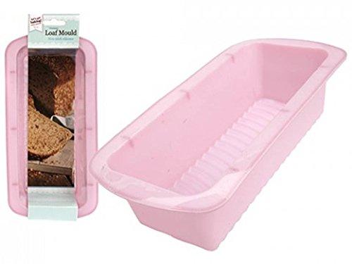 Lets Get Backen Brot-Laib machen Tin Pan Silikon-Form-Tray (Silikon Laib Brot)