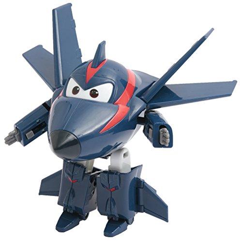 Giochi Preziosi- Super Wings Chase, Personaggio Trasformabile Articolato, Alto 12 cm, UPW01H02