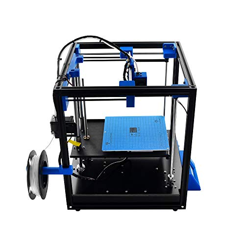 UsongShine 2018 aktualisierte version Hohe Präzision Aluminiumprofil Sapphire Rahmen 3D Druck Drucker DIY Kit Systembereich CoreXY Große Fläche 200 * 200 * 200mm - 2