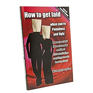 Diabolical gifts DP0885 - Libro en Blanco con Texto en inglés How to Get Laid When You
