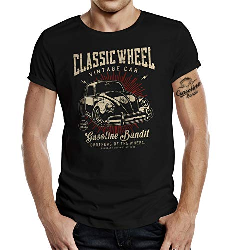 Classic T-Shirt: Vintage Car 2XL -