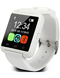 BYD U8 Bluetooth Smart Watch Inteligente Reloj Teléfono Compañero para Android IOS Iphone Samsung Galaxy HTC,Sony