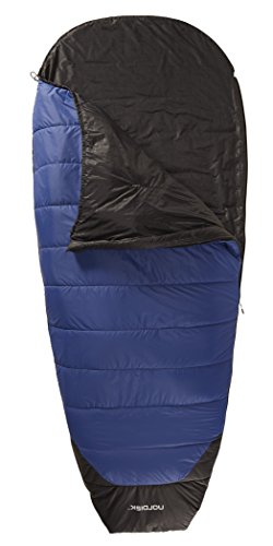 Nordisk Gorm +10° Sleeping Bag XL limoges blue/black 2016 Mumienschlafsack - 2