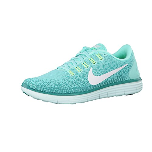 Nike 827116-301, Sneakers trail-running femme Turquoise