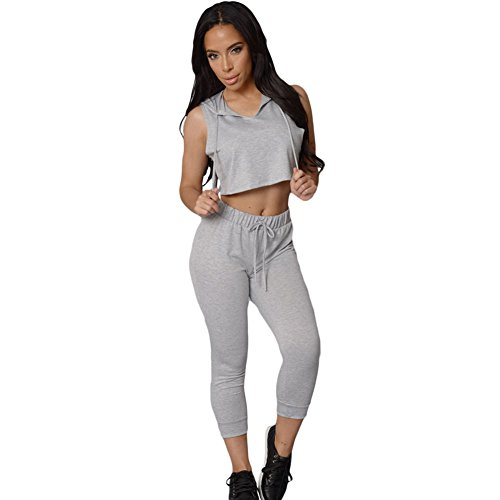 meinice Fun on the Run pantaloni Set Grey Small