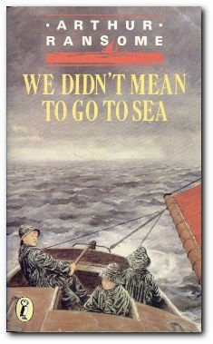 We didn't mean to go to sea