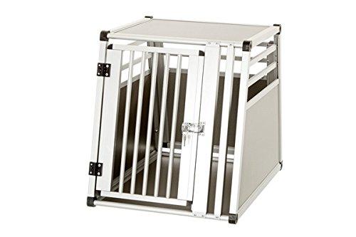 Karlie Hundetransportbox aus Aluminium, Karlie Hundetransportbox aus Aluminium, 82 x 65 x 66 cm