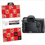 Scratchgard HD Screen Protector for Nikon D600 (Transparent Clear)