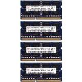 Hynix 32 GB KIT (4 x 8 GB) DDR3L 1.35 V SO-DIMM PC3-12800 1600 mhz (Mac & PC)