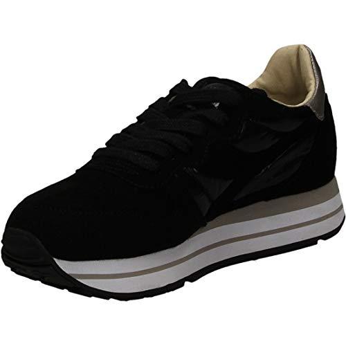 Diadora Sneaker Camaro H ITA W 201.173896 Black Taglia 41 - Colore Nero