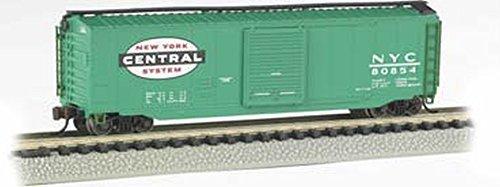 Bachmann Industries 50' Sliding Door Box New York Central Car, N Scale