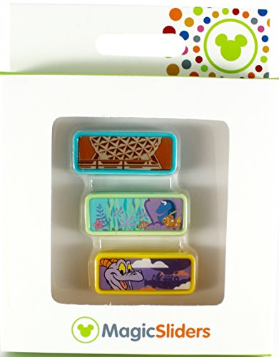 disney-parks-spaceship-earth-nemo-figment-epcot-magic-band-sliders-by-disney