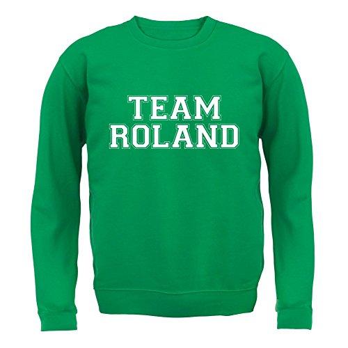 Team Roland - Unisex Pullover/Sweatshirt - 8 Farben Grün