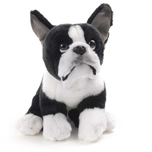 Peluche de 22 cm con forma de Bulldog Francés