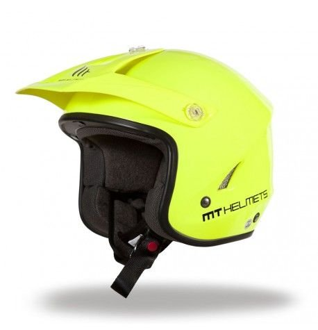 CASCO DE MOTO DE TRIAL MT - TR ONE l