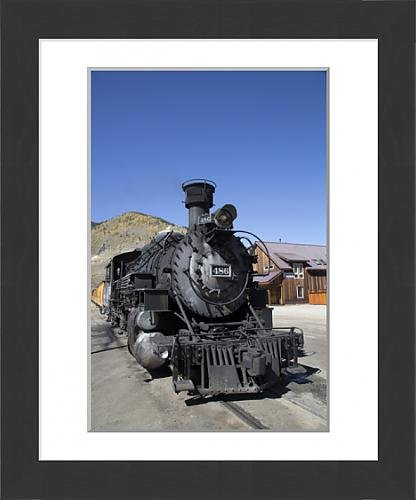 framed-print-of-durango-and-silverton-narrow-gauge-railroad-silverton-colorado-united-states