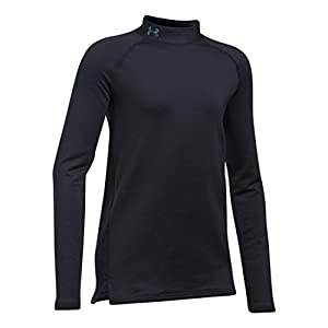 Under Armour Mädchen Cold Gear Mock Long Sleeve